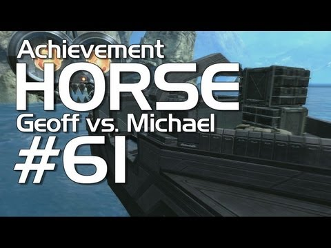 Halo: Reach - Achievement HORSE #61 (Geoff vs. Michael)