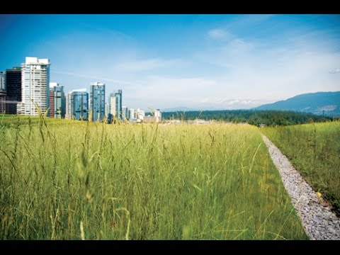 Sustainability: Vancouver Convention Centre - BC, Canada