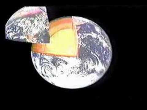 Estructura del Planeta Tierra: La Biosfera y la Litosfera