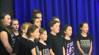 Występ Zespołu Musical w Szklanej