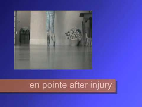 50+ Ballet Dancer - Smileywoman's Pointe After Injury