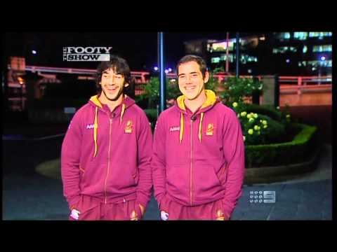 Johnathan Thurston - the laughing kookaburra HD