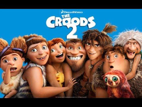 Les Croods 2 sortie cinéma en 2017 ! poster