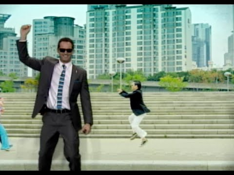 The Rapping Weatherman's Off Air Freestyle & Gangnam Style Dance