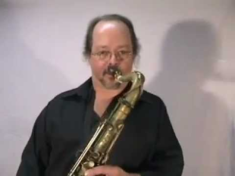 Jazz Sax Lesson: Rhythm Changes