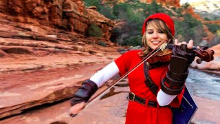 Gerudo Valley from Zelda on Violin - Taylor Davis