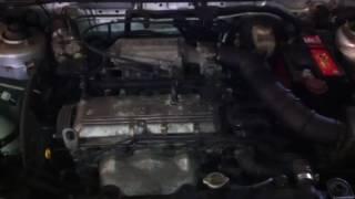 ДВС (Двигатель) в сборе Kia Sephia Артикул 51033999 - Видео