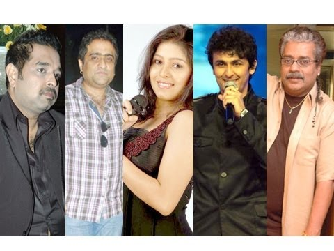 Bollywood Singers Sing For Marathi Movies