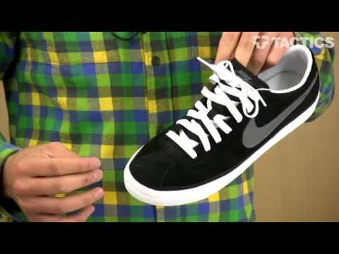 Nike SB Zoom Bruin Skate Shoes review