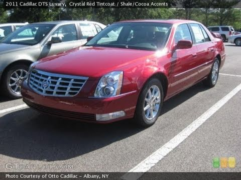 2011 Cadillac DTS Luxury Collection Start Up, Exhaust, and In Depth Tour