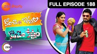 Konchem Ishtam Konchem Kashtam 17-12-2014 ( Dec-17) Zee Telugu TV Serial, Telugu Konchem Ishtam Konchem Kashtam 17-December-2014 Zee Telugutv