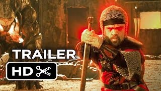 Knights Of Badassdom Official Trailer (2014) - Peter Dinklage Comedy Movie HD