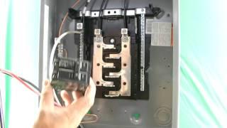 como instalar 220 voltios