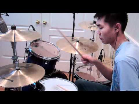 I Surrender - Jesus Culture (Drum Cover) [HD]