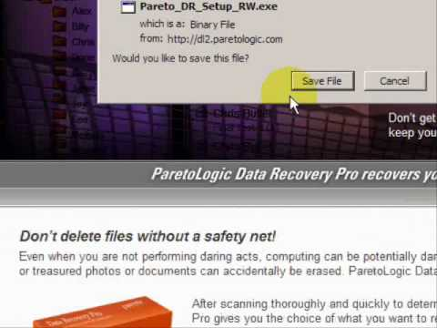 How To Recover Files After Reformat