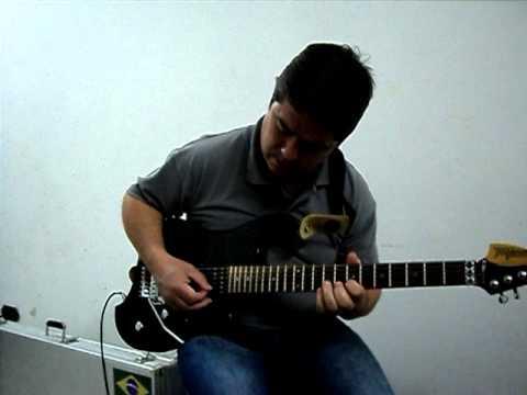 Solo de guitarra -  Soldado Ferido