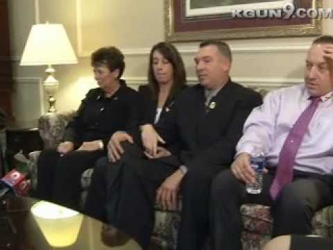 Brian Terry's Family Prepares For Funeral, Rips Obama Admin.