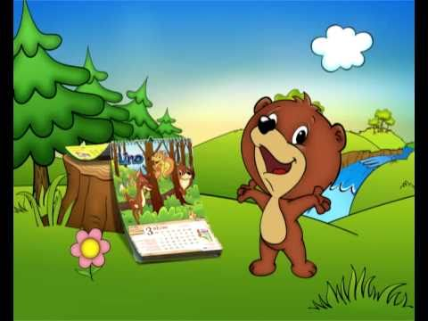 Lino ti daruje dar, novi Lino kalendar za 2011. godinu