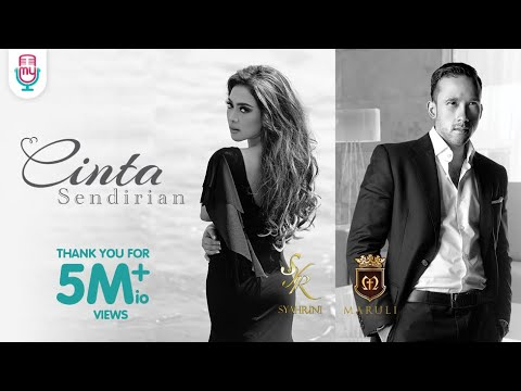 Cinta Sendirian (Video Lirik) [Feat. Marully Tampubolon]