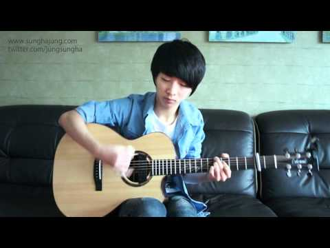 (Jason Mraz) I Won't Give Up - Sungha Jung