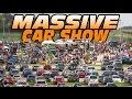 Ice Cream Cruise 2014 - Over 3,500 Cars & Bikes!!!