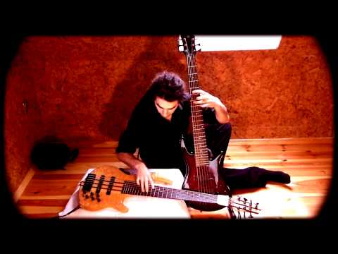 Bach for 2 bass guitars
