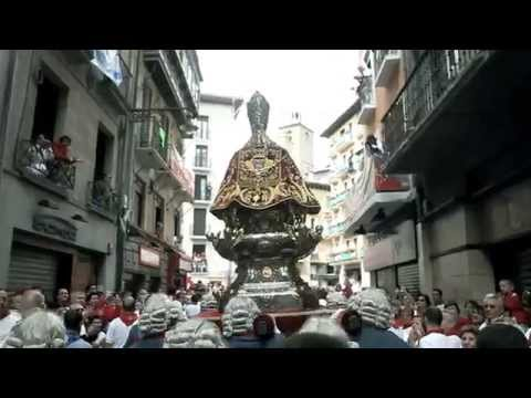 San Fermin 2014 - La Mejor Fiesta Del Mundo