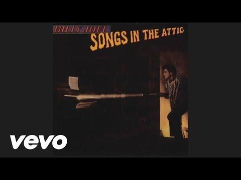 Billy Joel - I've Loved These Days (Audio) - UCELh-8oY4E5UBgapPGl5cAg