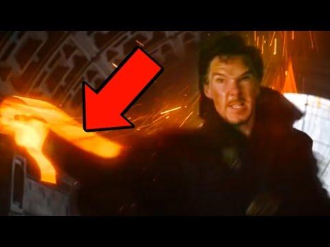 Doctor Strange - EVERYTHING YOU MISSED (Easter Eggs & Visual Analysis) - UC7yRILFFJ2QZCykymr8LPwA