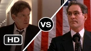 Harrison Ford vs. Kevin Kline - Which Movie President Would You Vote For? Movie HD