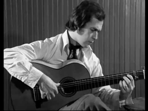 Paco de Lucía - Doblan Campanas  (Rondeñas) - HD