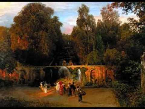 Oswald Achenbach - landscape painter