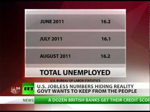 US jobless epidemic masked by govt statistical shenanigans