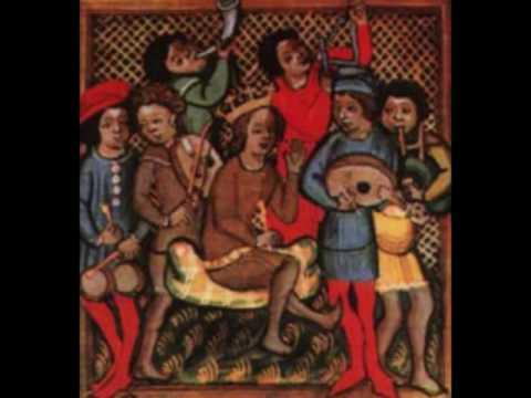 Ensemble Galinverna - Amor mi fa cantar alla francesca