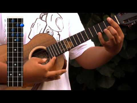 Uke Minutes 140- Left Hand Minor Scale Exercises