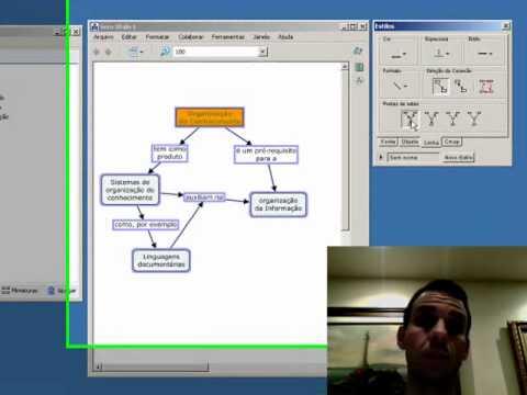 Avaliação de aprendizado através de Mapas Conceituais - proposição da tarefa e instruções