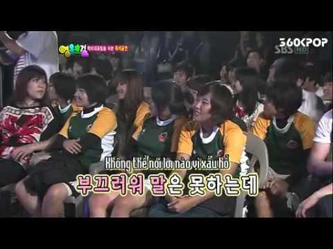 Game show heroes tập 2 với IU,Ji Yeon và GaHee part 1