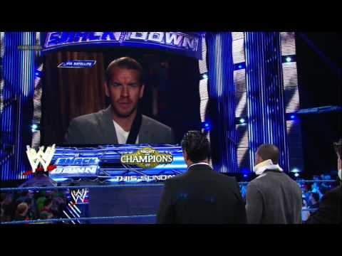 Christian recalls his experience with the Brogue Kick: SmackDown, September 14, 2012