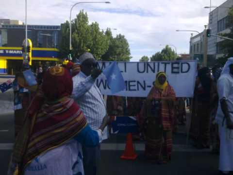 Somali United Community of SA.Australia DAY.2010.by Yonis Hamud