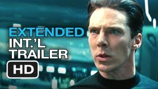 Star Trek Into Darkness Official Bad Robot Extended International Trailer (2013) HD