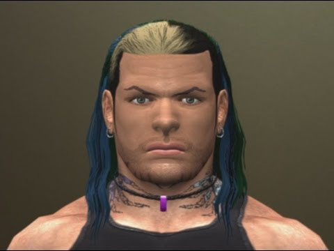 WWE '12: Jeff Hardy CAW Formula by Dominus