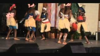 Folkarama African Pavilion 2011