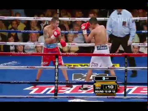 Top 5 Boxing Fights of 2011