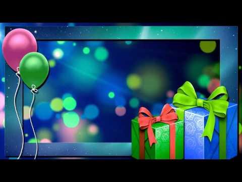 Поздравления с днем рождения с заставками 31