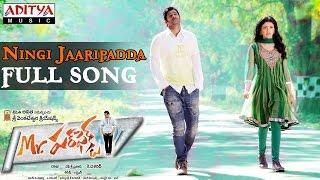 Ningi Jaaripadda Full Song - Mr. Perfect