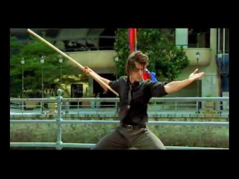 Hritik Roshan in and as KRRISH - SWORD SCENE (FAVOURITE)