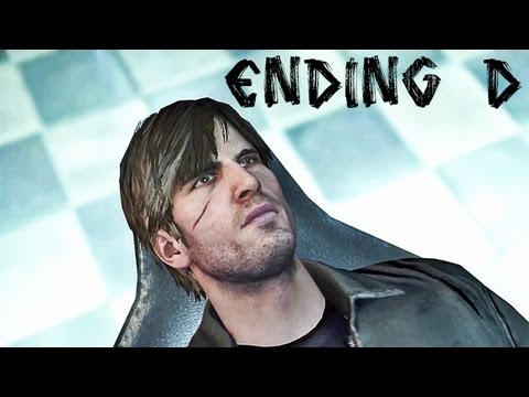 Silent Hill Downpour - Ending D - EXECUTION [5 of 6]