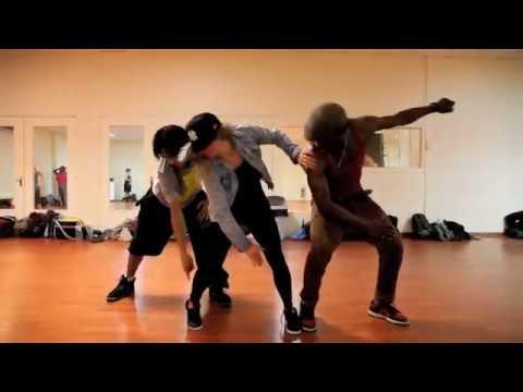 LAURE COURTELLEMONT (Ragga Jam Founder) - DANCEHALL CLASS @JUSTE DEBOUT SCHOOL