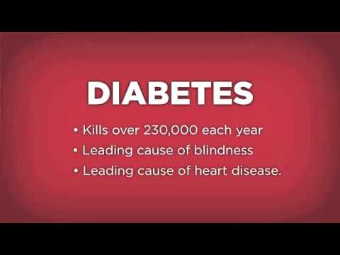 American Diabetes Association 'Stop Diabetes' PSA