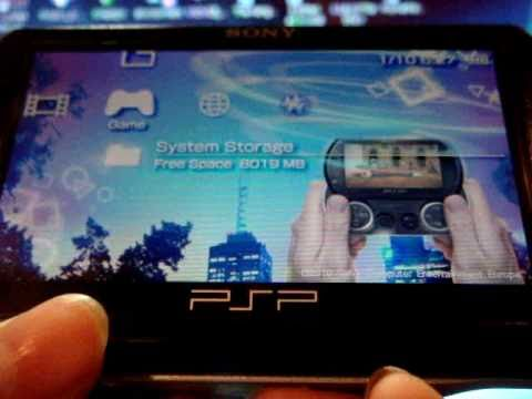 [HOW TO] PSP Go Hack 6.35 and 6.31 running ISO/CSO game EASY WITH LINKS!!!!